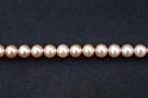 Peach Round 6.5-7mm : AA Grade Pearls > Peach